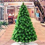 LIUSHI Albero di Natale 1.8M / 180Cm Metro Colore di Alta qualità di Aghi di Pino Albero di Natale Decorazione Natalizia Forniture Essenziali