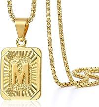 Amazon Com M Necklaces
