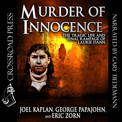 Murder of Innocence audiobook cover art