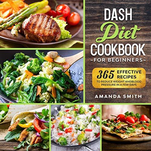 Dash Diet Cookbook for Beginners cover art