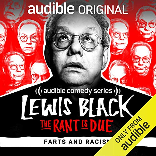 Ep. 5: Farts and Racism (The Rant is Due) audiobook cover art