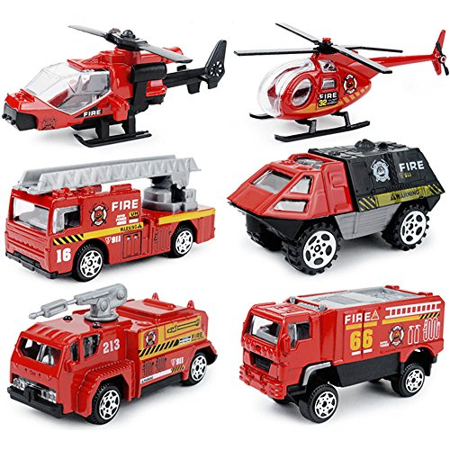 Best matchbox fire trucks for boys for 2021