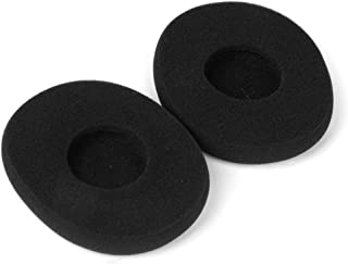 Generic Earpads Ear Pads Replacement Cushions for Logitech H800 Headphones 75x65mm