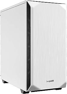 ¡Silencio! Pure Base 500 Mid Tower - Carcasa para Juegos (USB 3.0), Color Negro Blanco
