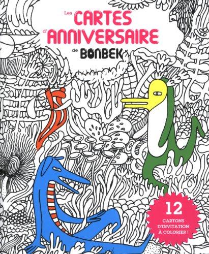 Verjaardagskaarten van Bonbek Zanimoloriage