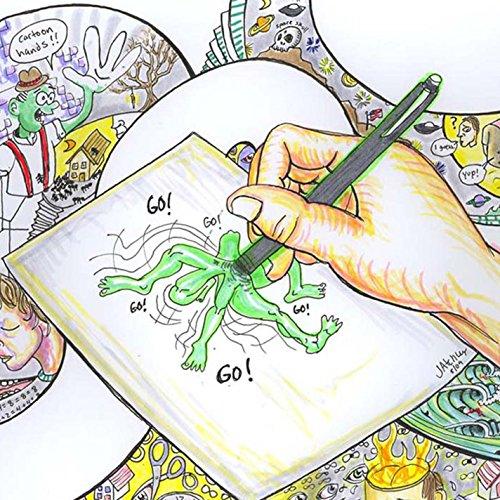 Cartoon Hands the Indian