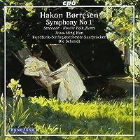 ベアセン:交響曲 第1番ハ短調Op.3/ホルン、弦楽合奏、ティンパニのためのセレナード/弦楽合奏のためのノルディック民謡曲