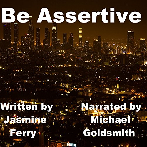 Be Assertive audiobook cover art