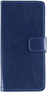 Phone Case for Huawei Shot X,Smooth Leather Flip Wallet Case with Card Slot,Stand Holder and Magnetic Closure,Huawei Shot X Leather Case Cover