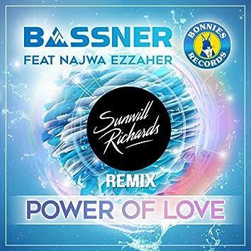 Power of Love (feat. Sunwill Richards & Najwa Ezzaher) [Remix]