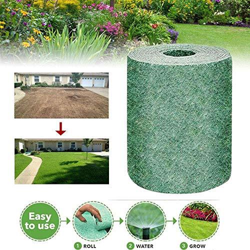 Biodegradable Grass Seed Mat,Tapis De Semences De Gazon Biodégradable