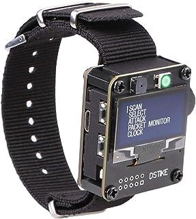 MakerFocus WiFi Test Tool ESP8266 WiFi Deauther Watch DSTIKE NodeMCU ESP8266 Programmable...