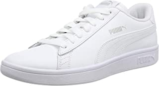 PUMA Smash V2 Leather', Baskets Mixte