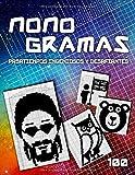 Nonogramas - El juego de lógica con imágenes: 100 Pasatiempos Ingeniosos y Desafiantes | Hanjie Nonograms | Picross Rompecabezas | Dibujos con Números