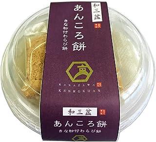 徳島産業 金沢兼六庵和三盆のあんころ餅 120g ×6個