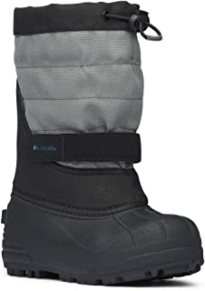 columbia youth powderbug winter boots