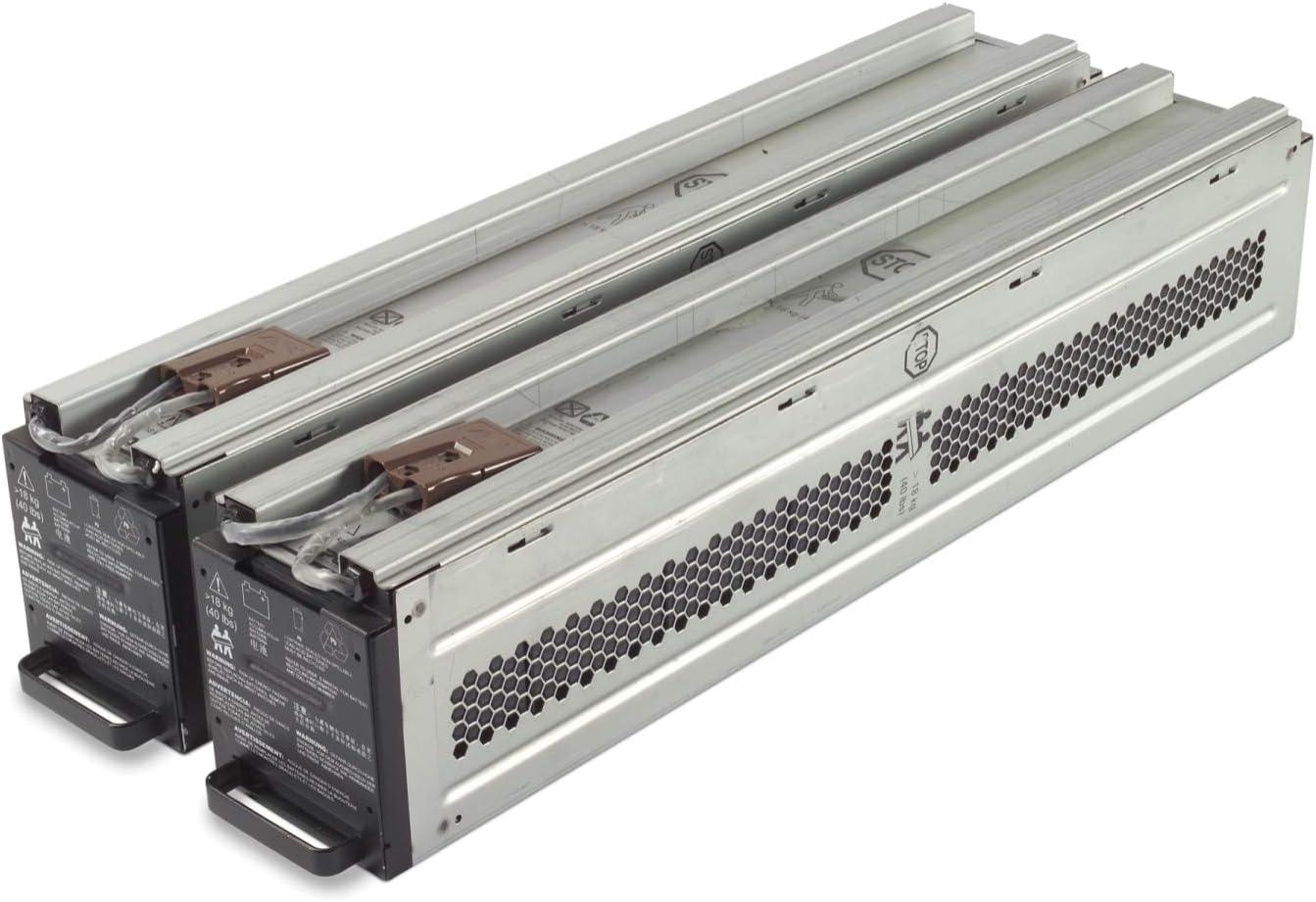 APC UPS Battery Replacement, APCRBC140, for APC Smart-UPS Models SRT10KRMXLI, SRT10KRMXLT, SRT10KRMXLT-10KTF, SRT10KXLI, SRT6KRMXLT, SRT6KXLT, SRT8KXLT