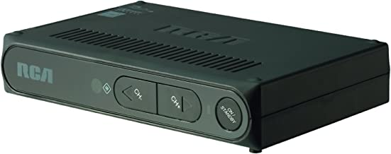 RCA DTA-800B1 Digital To Analog Pass-through TV Converter Box