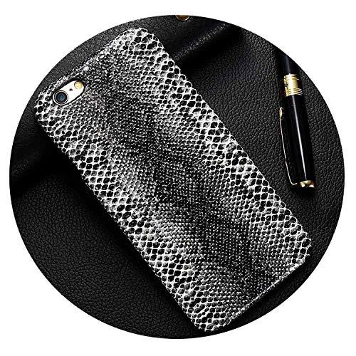 Beschermhoes voor iPhone 6, 6S, 7, 8, slangenhuid, ultradun, volledige bescherming van PC voor iPhone 8, 7, 6S, 6 Plus Capa voor iPhone 6 6S Plus Cruz V2 Fresh Foam