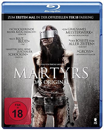 Pascal Laugiers Martyrs - Das Original [Blu-ray]