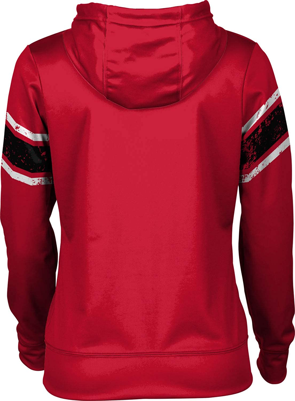 ProSphere Vista High School Girls' Pullover Hoodie, School Spirit Sweatshirt (End Zone)