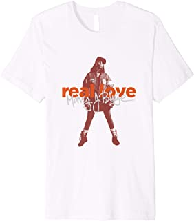 Mary J. Official Blige Real Love Premium T-Shirt