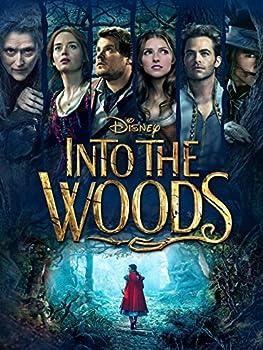 Into The Woods  Plus Bonus Features