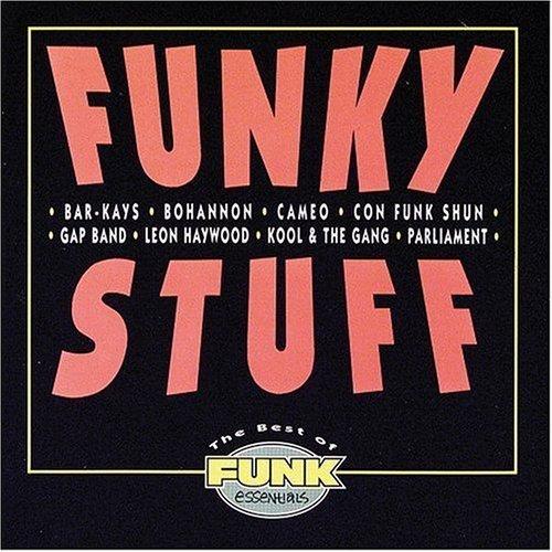 Best of Funky Stuff Essentials by Best of Funky Stuff Essentials (1993) Audio CD