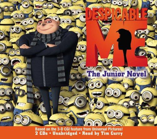 『Despicable Me: The Junior Novel』のカバーアート