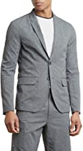Kenneth Cole New York Mens Tech Mesh Blazer