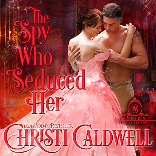 The Spy Who Seduced Her audiobook cover art