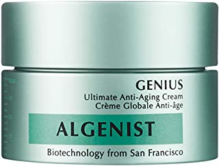 Algenist GENIUS Ultimate Anti-Aging Cream - Vegan Firming & Smoothing Moisturizer with Alguronic Acid & Microalgae Oil - N...