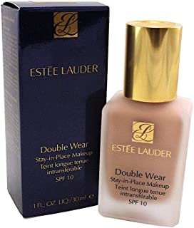 ESTEE LAUDER Double Wear Stay In Place Makeup For Women, 02 Pale Almond, 30 ml