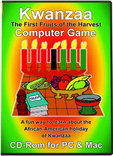 Price comparison product image Kwanzaa: First Fruits of the Harvest Computer Game