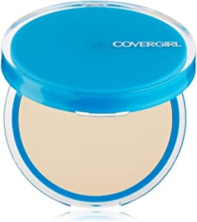 CoverGirl Oil Control Compact Pressed Powder, Buff Beige [525], 0.35 oz (Pack of 3)