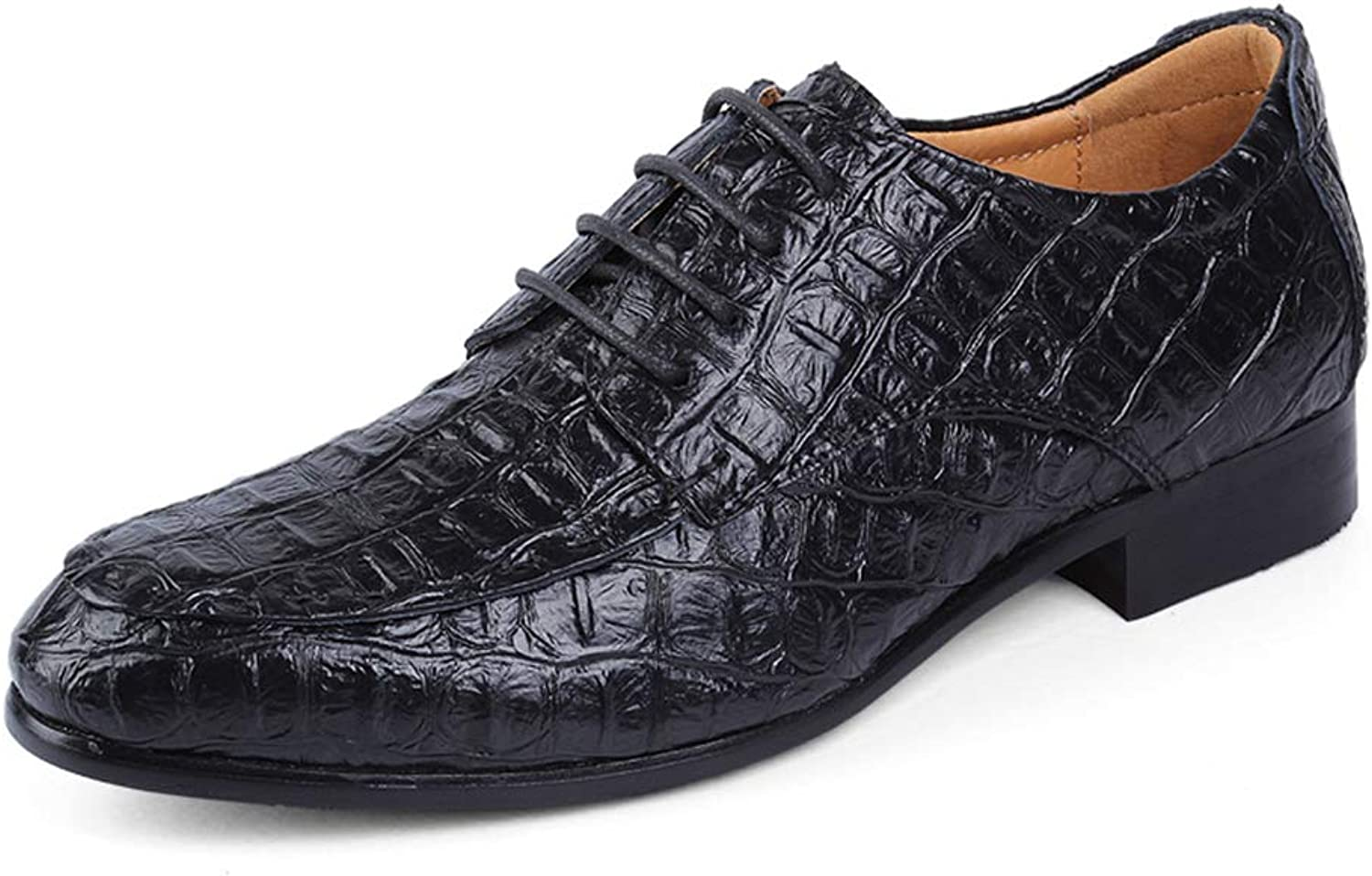 Men's shoes Casual Comfort Business shoes Flat Loafers Loafers & Slip-Ons for Work, Leisure,Going Out, Gatherings,B,39