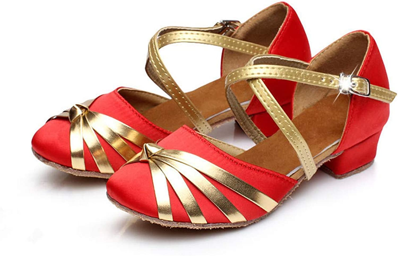 Brilliant sun Women Ladies Rumba Waltz Prom Ballroom Latin Salsa Dancing shoes Sandals