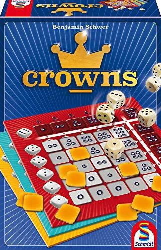 Schmidt Spiele Crowns - Juego de Tablero (Niño/niña)
