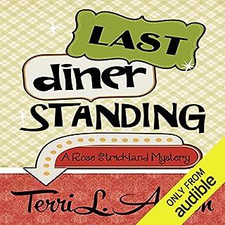 Last Diner Standing audiobook cover art
