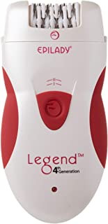 Hair Removal Epilator - Epilady Legend 4th Generation Rechargeable Epilator