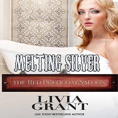 Melting Silver audiobook cover art