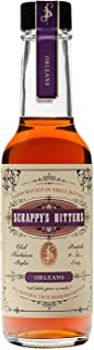 Scrappy's Bitters - Orleans, 5 ounces - Organic Ingredients, Finest Herbs and Zests, No Extracts, Artificial Flavors, Chem...