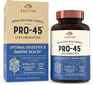live well pro 45