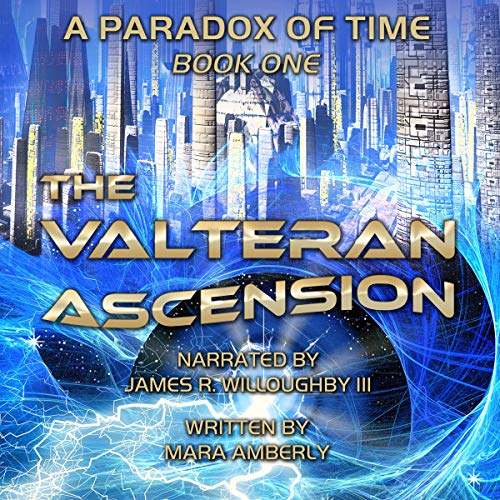 The Valteran Ascension  By  cover art