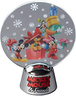 """Department 56 Disney Classic Brands Mickey and Friends Holidazzler, 4.25"""". Figurine Multicolor"""