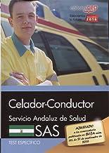 Celador-Conductor. Servicio Andaluz de Salud (SAS). Test