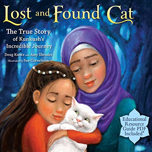 Lost and Found Cat audiobook cover art
