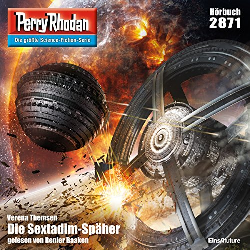 Die Sextadim-Späher audiobook cover art