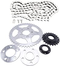 Driven Racing Chain Drive Transmission Sprocket Conversion Kit for 2000-2019 Harley Sportster XL