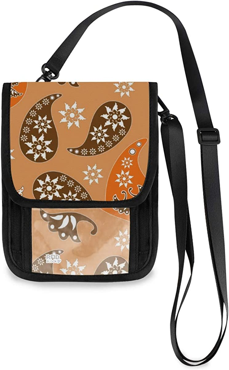 Now on sale Long-awaited VIKKO Indian Cucumber Travel Neck Wallet With RFID - S Blocking